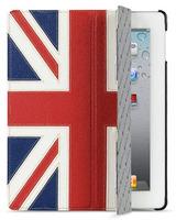 Кожаный чехол для iPad 2/3 и iPad 4 (1031)