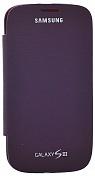 Чехол книжка Samsung S3 Hoco кожа (0381)