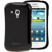 Задняя накладка пластик iface для Samsung Galaxy S3 mini (0500)