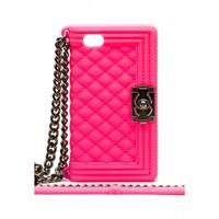 Чехол Chanel для iPhone 5/5s (0750)