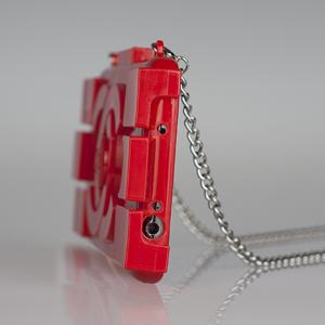Чехол Chanel Lego Силиконовый для Samsung Galaxy S4 (0481)