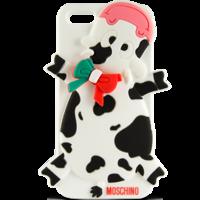 Чехол Moschino Cow для iPhone 5/5S (0705)
