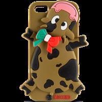 Чехол Moschino Cow для iPhone 5/5S/ (0706)