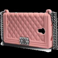 Чехол Chanel Leboy Силиконовый для Samsung Galaxy S4 (0486)