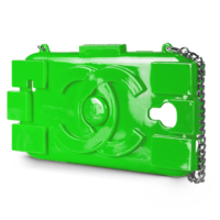 Чехол Chanel Lego Силиконовый для Samsung Galaxy  (0484)