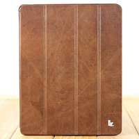 Чехол Jisoncase Premium Vintage для iPad 4/ 3/ 2 (1033)