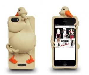 Чехол Moschino для iPhone 5/5S (0205)
