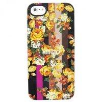 Силиконовый чехол Kenzoi Phone 5/5S  (0752)