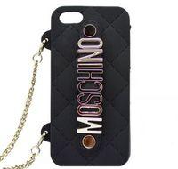Чехол Moschino для iPhone 5/5S (0206)