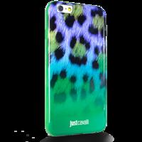 Чехол JustCavalli Leopard Macro для iPhone 6 (0928)