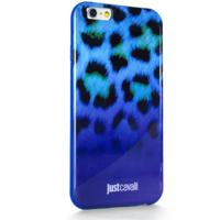 Чехол JustCavalli Leopard Macro для iPhone 6 (0926)