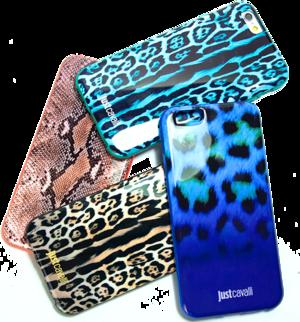 Чехол JustCavalli Leopard для iPhone 6 (0929)