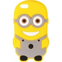 Силиконовый чехол для iPhone 4/4S Миньон (1041)