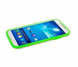 Бампер силиконовый для Samsung Galaxy S4 (0417)