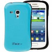 Задняя накладка пластик iface для Samsung Galaxy S3 mini (0501)