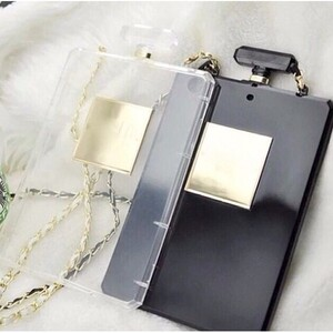 Чехол для Ipad 2/3 CHANEL Perfume Bottle (0554)