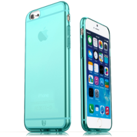 Чехол Baseus Slim 0.3 Gelly для iPhone 6 (0966)