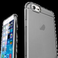 Накладка Baseus Slim 0.3mm для iPhone 6 Plus (0974)