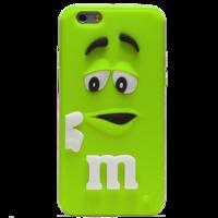 Чехол силиконовый M&Ms для iPhone 6 (0986)