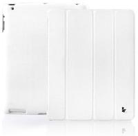 Jisoncase Smart Leather Cover чехол для iPad 3 (0548)