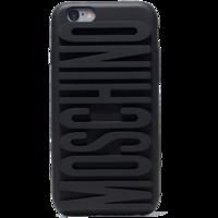 Чехол силиконовый Moschino Brand для iPhone 6 (0955)