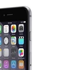 Защитное противоударная матовая пленка для iPhone 6