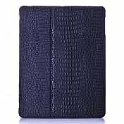 Чехол iPad2/3 Borofone Business Series Crocodile Pattern книжка кожа крокодил (0628)