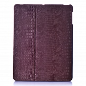 Чехол iPad2/3 Borofone Business Series Crocodile Pattern книжка кожа крокодил (0627)