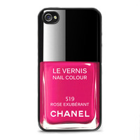 Чехол Chanel для iPhone 4/4s(0022)