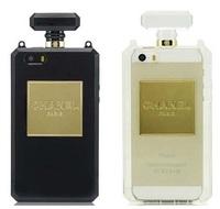 Силиконовый чехол Chanel для iPhone 5/5s(0236)