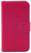 Чехол-книжка кожа для Samsung Galaxy S4 mini (0571)