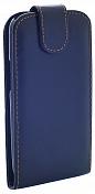 Чехол-книжка кожа для Samsung Galaxy S3 (вертикальная ориентация)(0399)