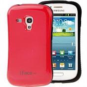 Задняя накладка пластик iface для Samsung Galaxy S3 mini (0504)