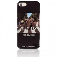 Чехол Dolce Gabbana  для iPhone 5/5s (0141)