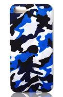 Пластиковый кейс-накладка для iPhone 5/5S (0983)