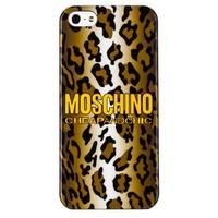 Чехол Moschino для iPhone 5/5S (0701)
