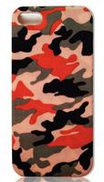 Пластиковый кейс-накладка для iPhone 5/5S (0984)