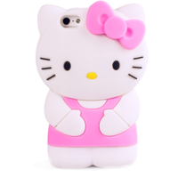 Чехол для iPhone 5/5S Kitty Hello (0728)