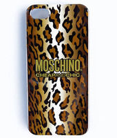 Чехол Moschino для IPhone 4/4s (0121)