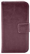 Чехол-книжка кожа для Samsung Galaxy S4 mini (0573)
