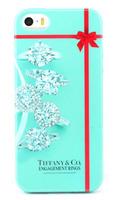 Чехол накладка Tiffany для iPhone 5/5s (1012)