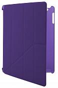 Чехол Stand кожа для iPad 2/3/4 (0621)