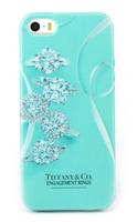 Чехол накладка Tiffany для iPhone 5/5s (0994)