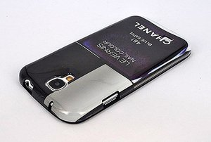 Чехол Chanel для Samsung Galaxy S4 (0968)