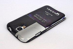 Чехол Chanel для Samsung Galaxy S4 (0969)