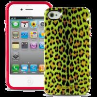 Силиконовый чехол JustCavalli для iPhone 4/4S (0982)