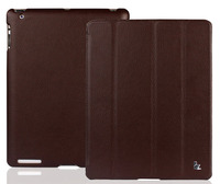 Jisoncase Smart Leather Cover чехол для iPad 3 (0544)