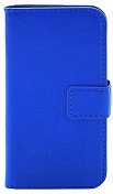 Чехол-книжка кожа для Samsung Galaxy S4 mini (0576)
