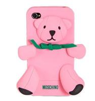 Чехол Медвежонок для iPhone 4/4s (0108)