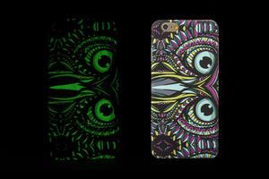 Накладка Special Case Ethic для iPhone 6 Сова(1065)